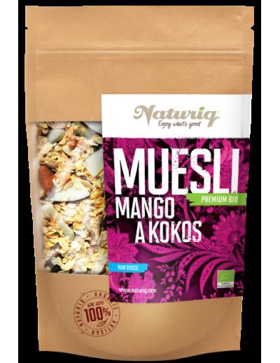Muesli Mango Kokos Premium 400g