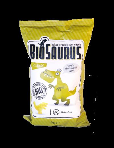 Biosaurus so syrom Igor bezgluténový BIO 50g