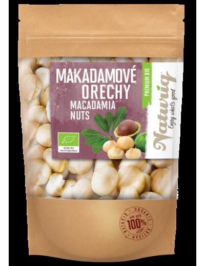 Bio Makadamové orechy 100g