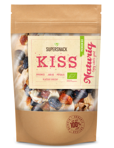 Supersnack Kiss Bio 100g