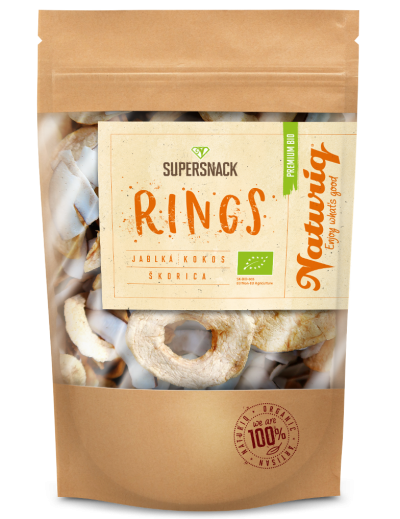Supersnack Rings bio 70g