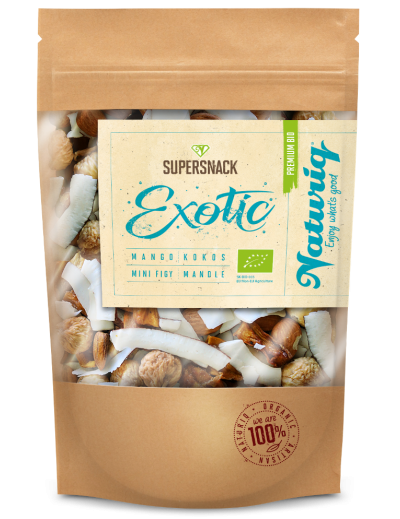 Supersnack Exotic bio 100g