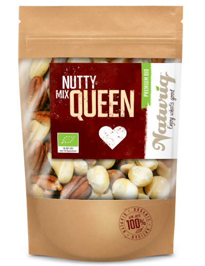 Bio nutty mix queen 125g