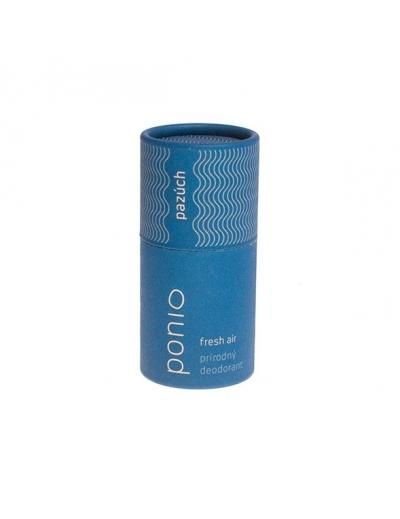 Ponio - Fresh air - prírodný deodorant 65g