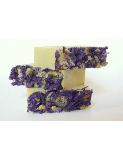 Ponio - Dvojitá levanduľa - prírodné mydlo 100g (+-5g)