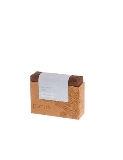 Ponio - Bambucké jemné mydlo 100g