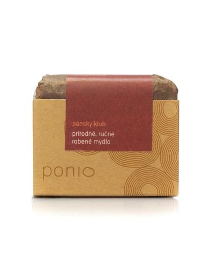 Ponio - Pánsky klub - prírodné mydlo 100g
