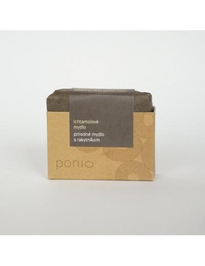 Ponio - Ichtamolové mydlo s rakytníkom 100g