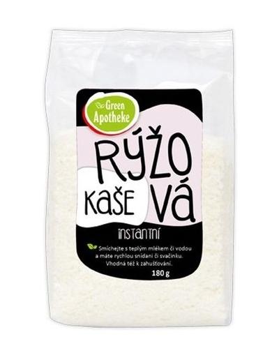Ryžová kaša instantná - rýchla a chutná kaša 180g