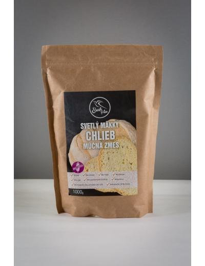 Szafi Free Múčna zmes na prípravu svetlého mäkkého chleba 1000g