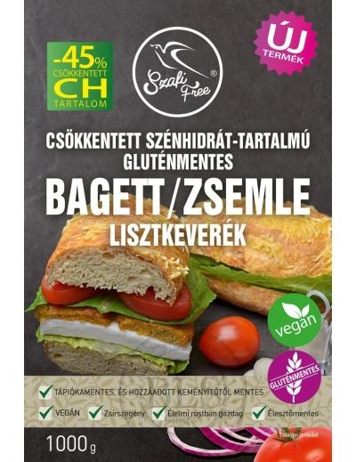 Szafi Free BL múčna zmes na bagety/žemle so zníženým obsahom sacharidov 1kg