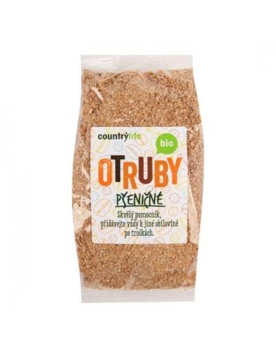 Otruby pšeničné 300 g BIO