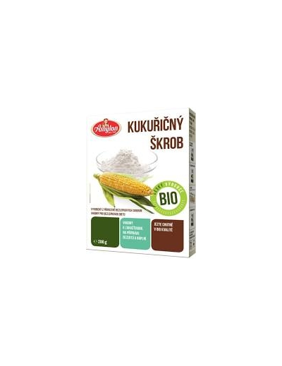 Amylon Kukuričný škrob BIO 200 g