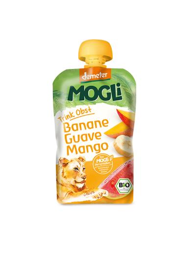 Moothie banán guava mango bez cukru BIO 100g