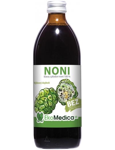 Noni – 100% šťava z ovocia Noni