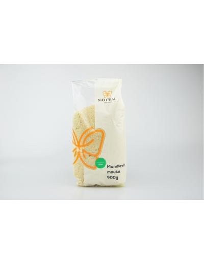 Múka mandľová jemne mletá - Natural 500g