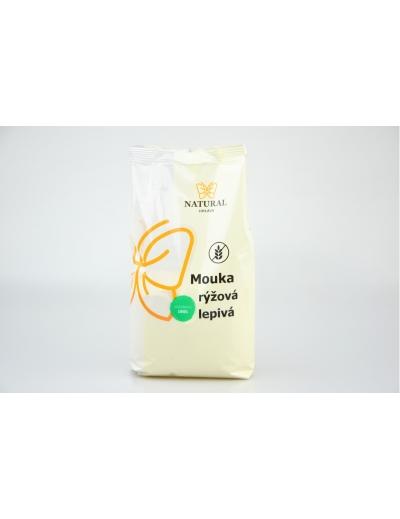 Múka ryžová lepivá - Natural 500g