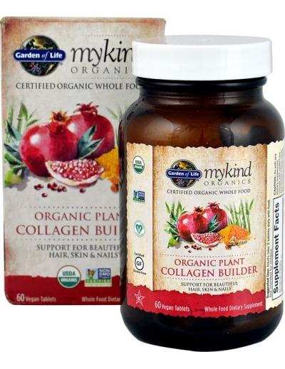 Plant collagen 60 tbl- rastlinná produkcia kolagénu