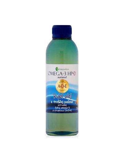 Rybí olej - Omega-3 - HP+D natural