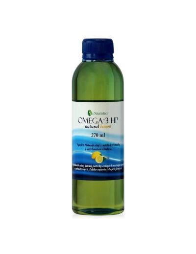 Rybí olej - OMEGA-3 HP natural lemon