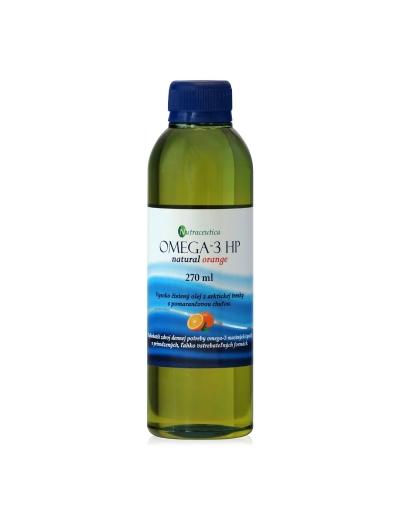 Rybí olej - OMEGA-3 HP natural orange