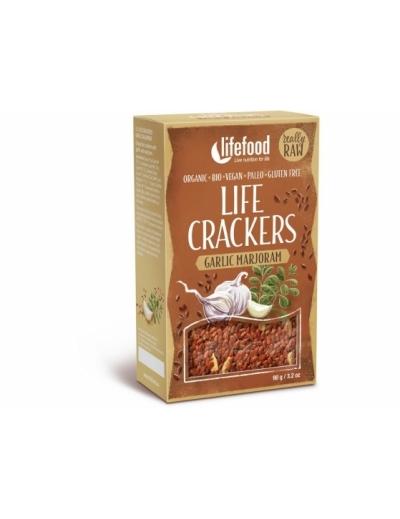 Bio Life crackers a lá zemiakové placky BIO RAW 90g