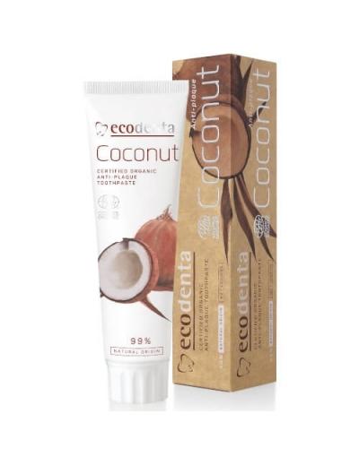 Ecodenta Coconut zubná pasta 100 ml
