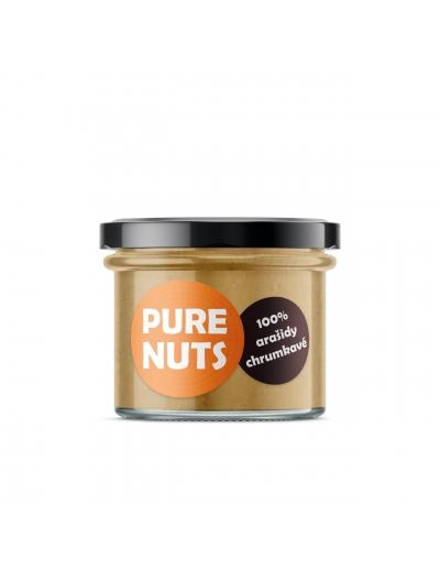100% arašidy chrumkavé