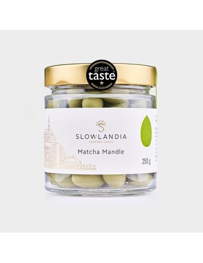 Slowlandia Matcha Mandle 250g