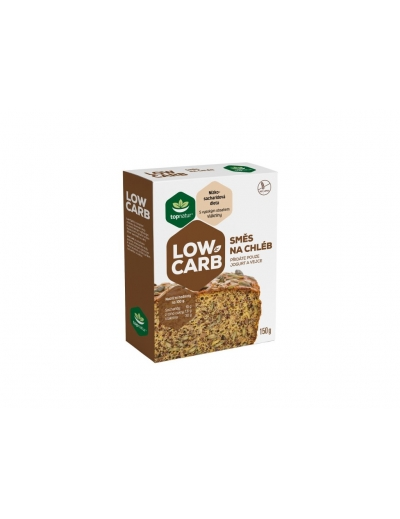 TOPNATUR LOW CARB ZMES NA CHLIEB 150 G