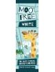 Moo free : Mini Moos čoko tyčinka – biela čokoláda (20g)