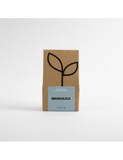 Sprout-Bio semienka na nakličovanie BROKOLICA