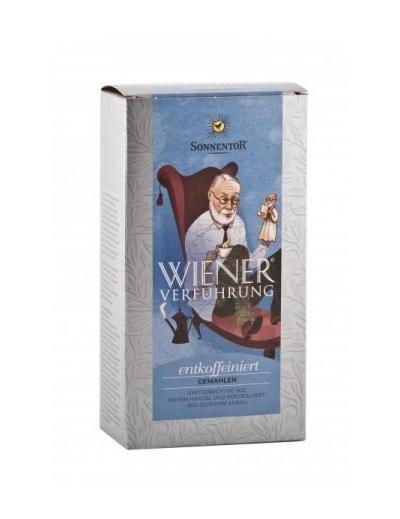 Sonnentor Káva Viedenské pokušenie bez kofeínu mletá bio 500 g