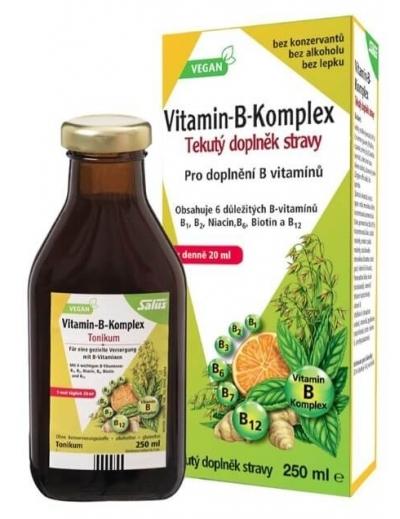 Floradix Vitamín B komplex 250 ml