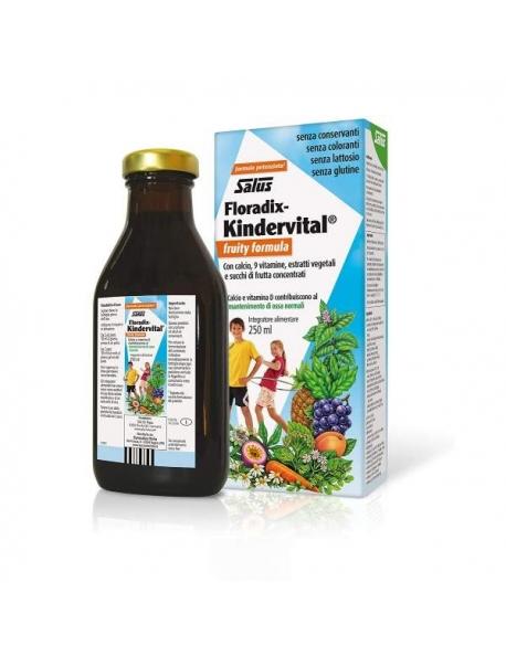 SALUS Floradix kindervital fruity 250 ml