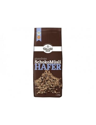 Müsli ovsené čokoládové bezgluténové BIO 425g