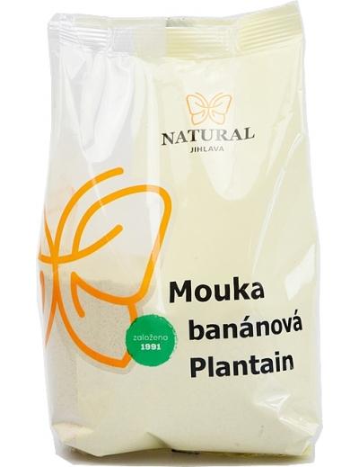 Banánová múka Plantain 300g