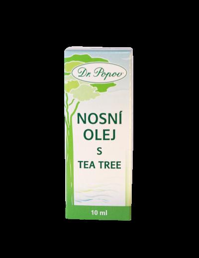 Tea Tree nosný olej 10ml
