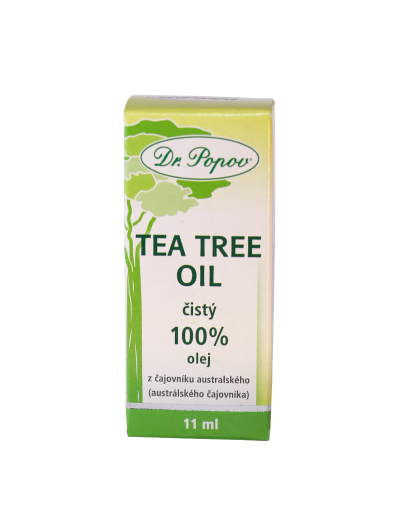 Tea Tree olej 100% čistý 11ml