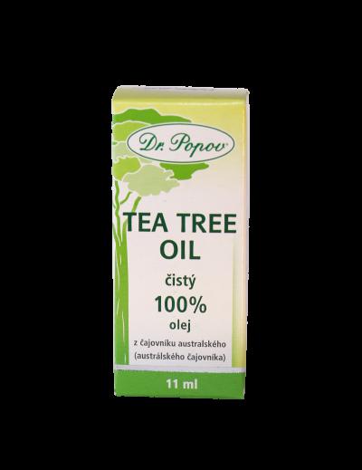 Tea Tree olej 100% čistý 11ml
