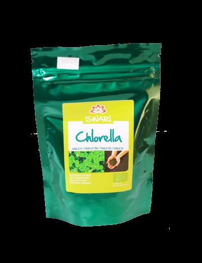 Chlorella tablety BIO 125g