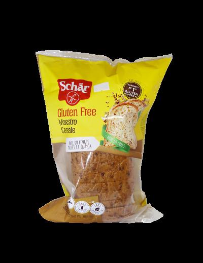 Chlieb Mehrkorn/Cereale maestro vláknina 300g