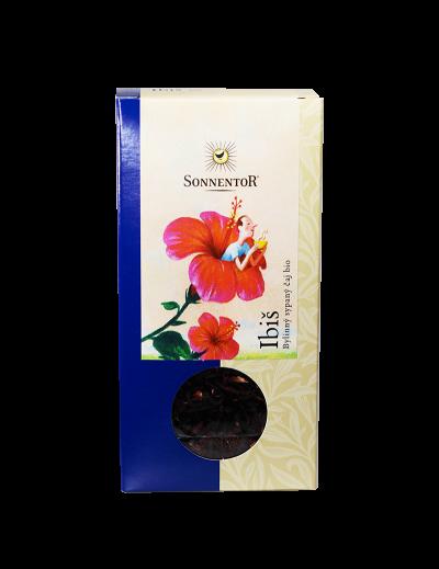 Ibištek kvet, sypaný čaj BIO 80 g