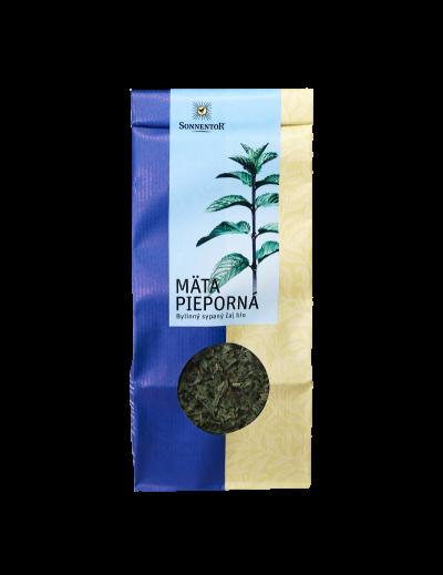 Mäta pieporná, sypaný čaj BIO 50 g