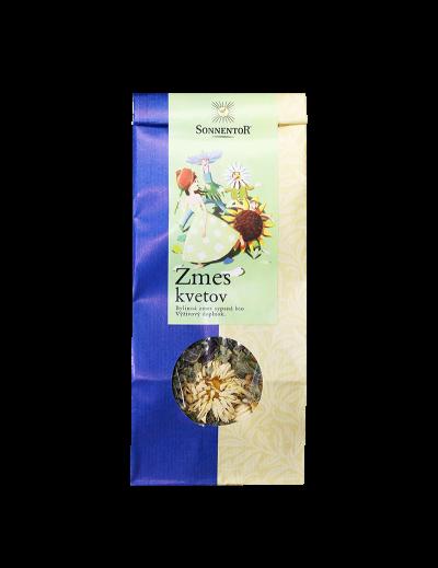 Zmes kvetov, sypaný čaj BIO 40 g