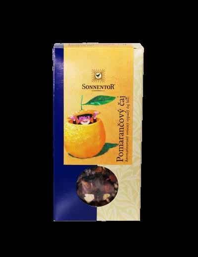 Pomarančový čaj BIO, 100 g