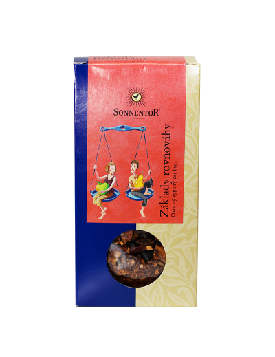 Základy rovnováhy, sypaný ovocný čaj BIO 100 g