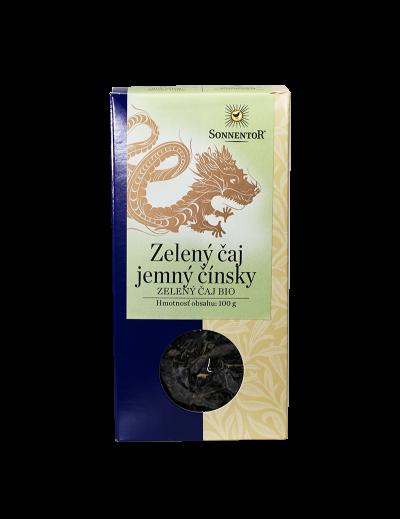 Zelený čaj - jemný čínsky, sypaný BIO 100 g