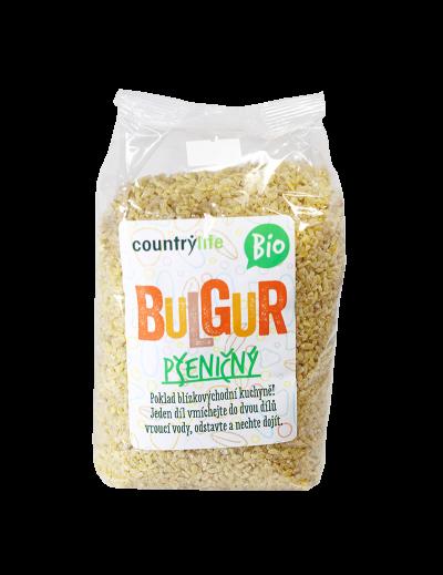 Bulgur pšeničný 500g BIO