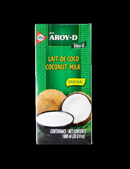 Kokosové mlieko Aroy-D 1000ml